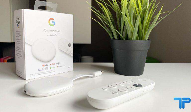 La recensione di Chromecast con Google TV. Cambia tutto!