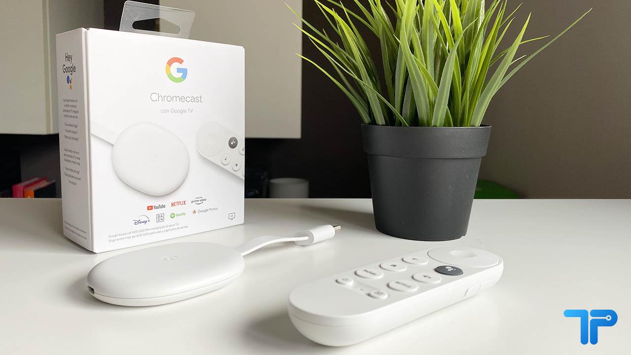 La recensione di Chromecast con Google TV. Cambia tutto! thumbnail