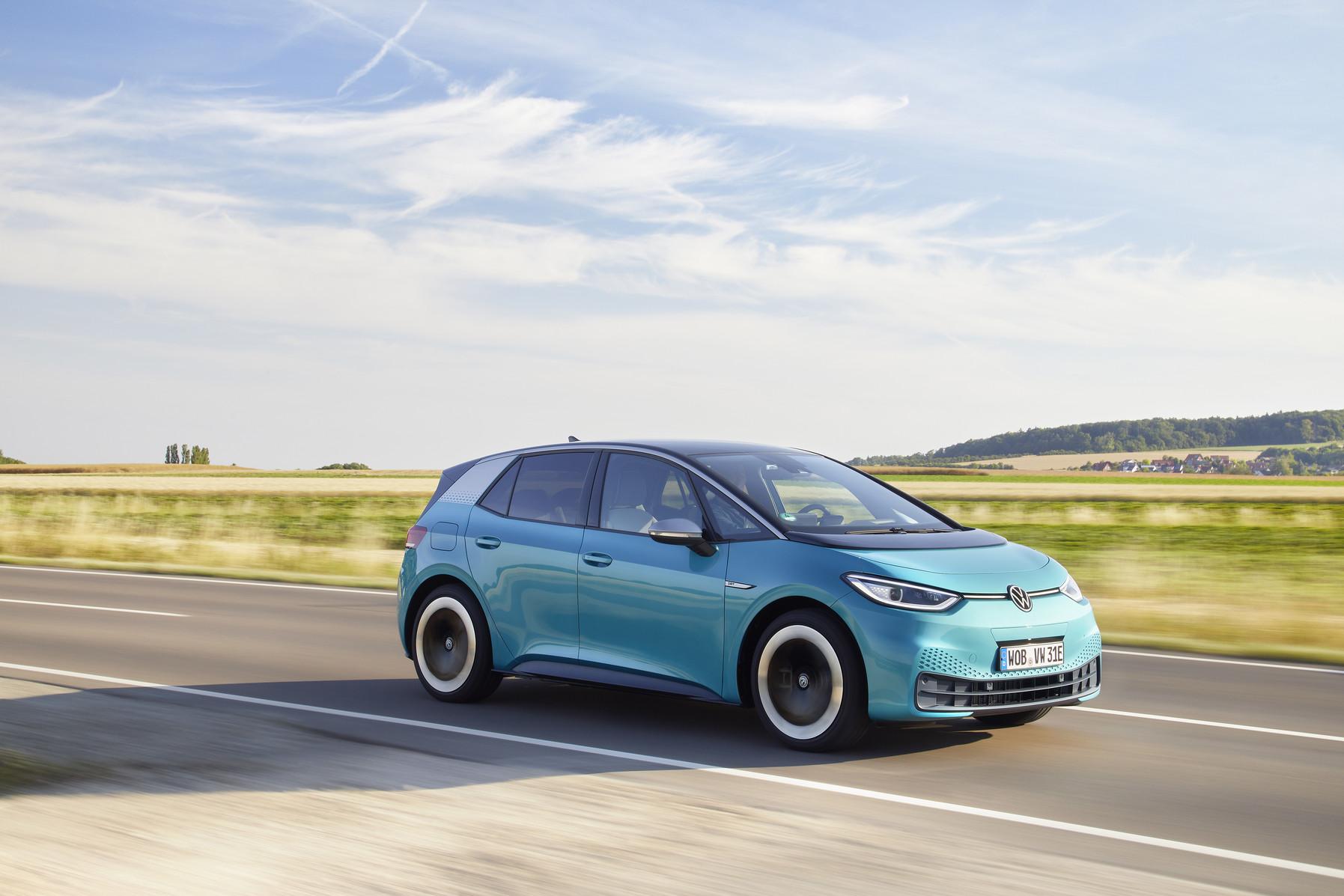 Volkswagen ID.3 in giro per il mondo