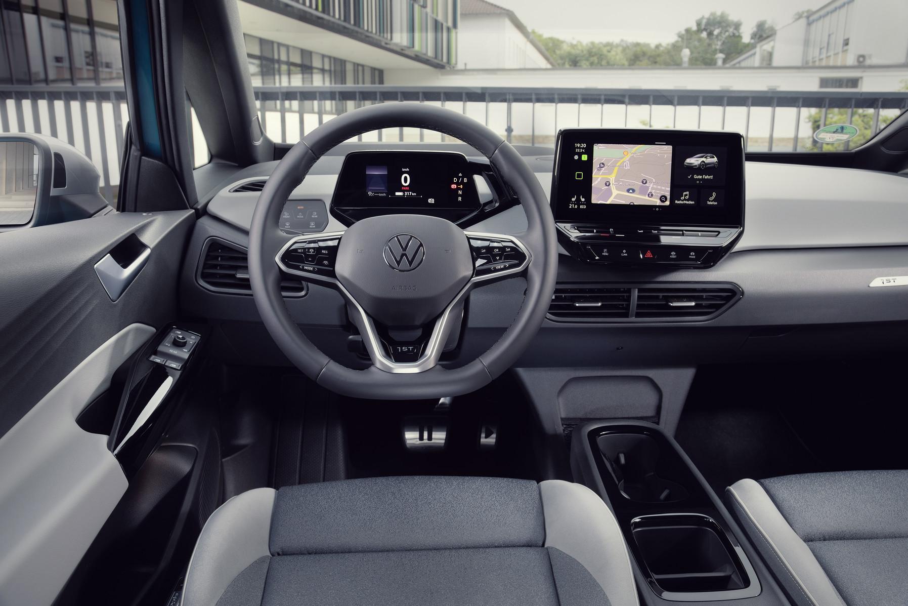 Volkswagen ID.3 interni