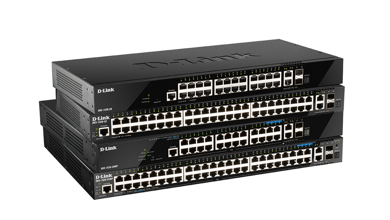 D-Link rinnova la gamma dei Stackable Smart Managed Switch thumbnail