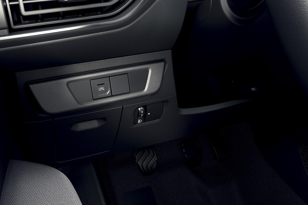 Dacia Sandero 2020 GPL
