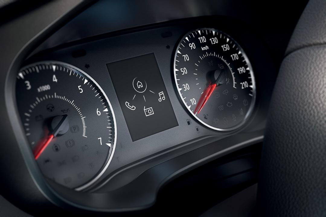 Dacia Sandero 2020 interfaccia senza schermo