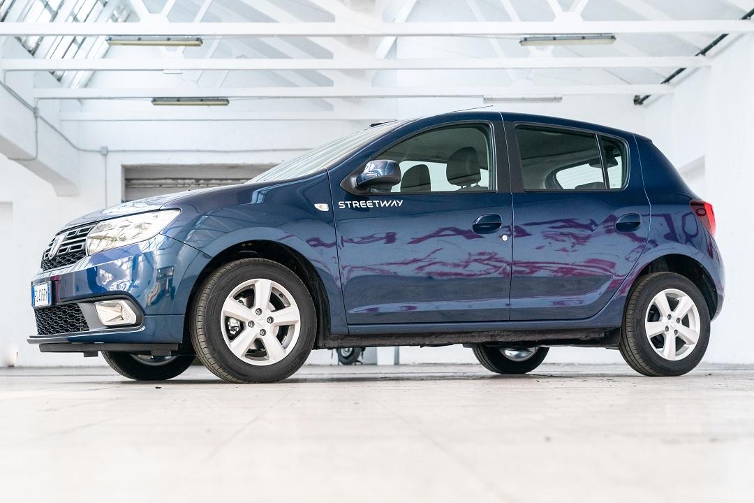 Dacia Sandero 2020 seconda serie