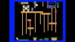 Donkey Kong Jr intellivision