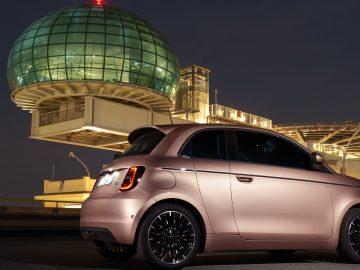 FIAT 500 3+1 copertina