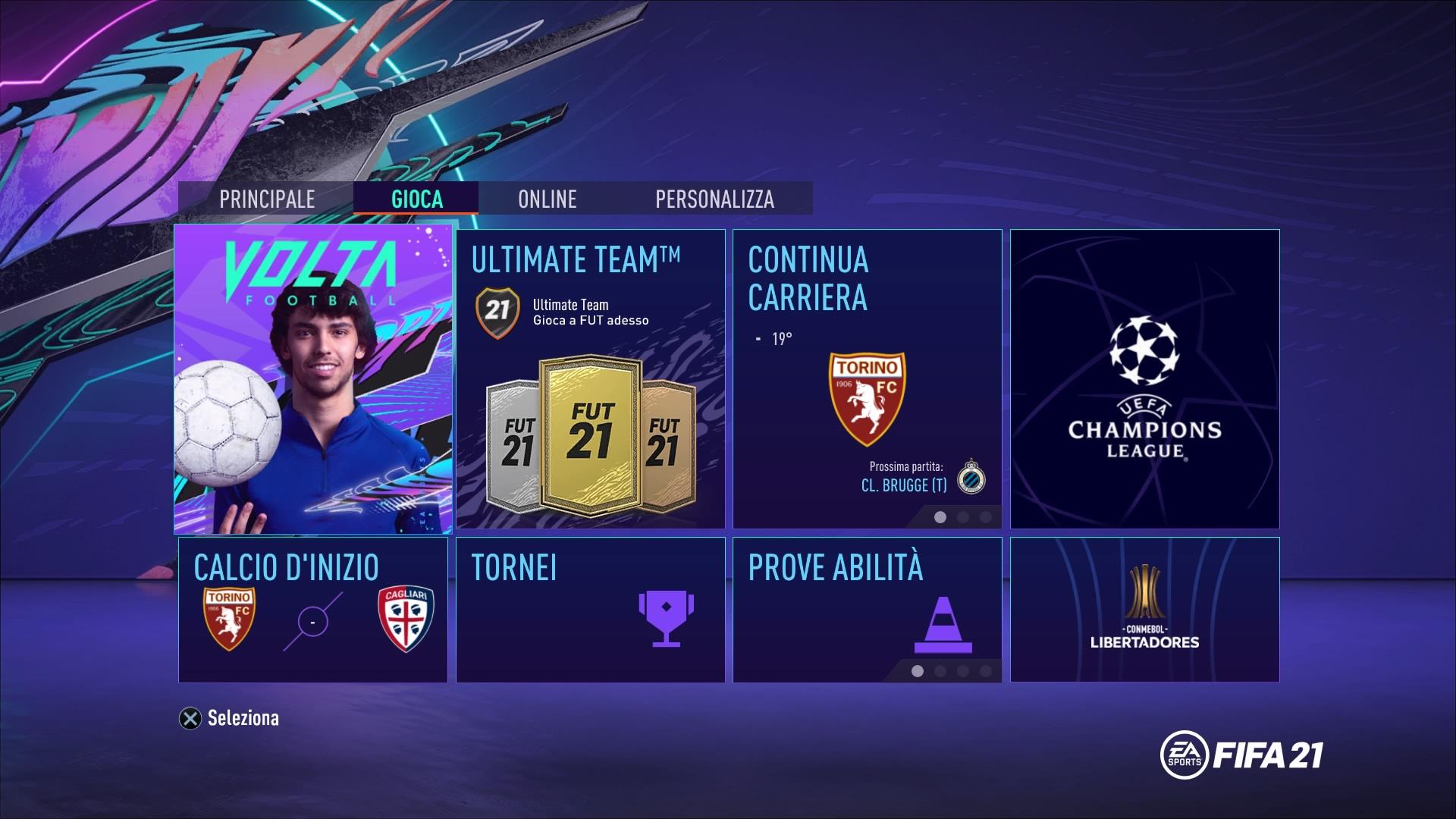 FIFA 21 grafica