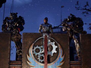 Fallout 76 Alba d'Acciaio