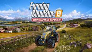 Farming Simulator 19 Premium Edition: ecco le novità  Il gioco includerà l'espansione Alpine Farming