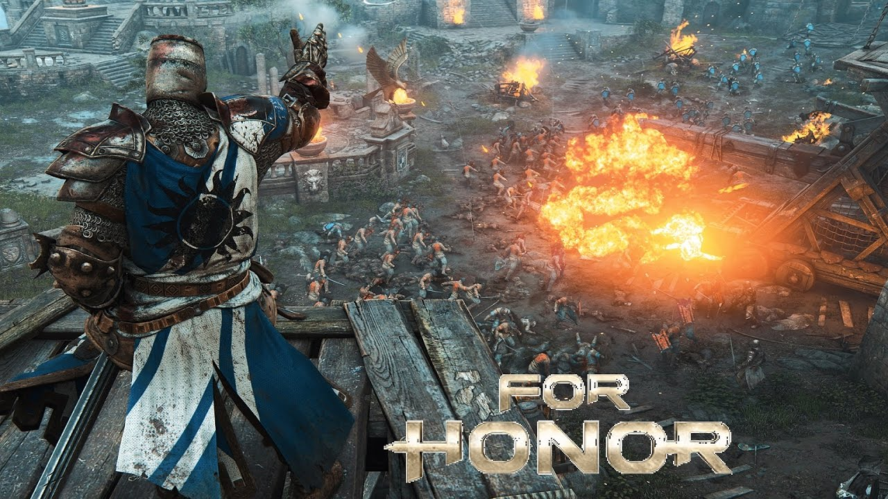 Dominion Series è il nuovo torneo competitivo di For Honor thumbnail