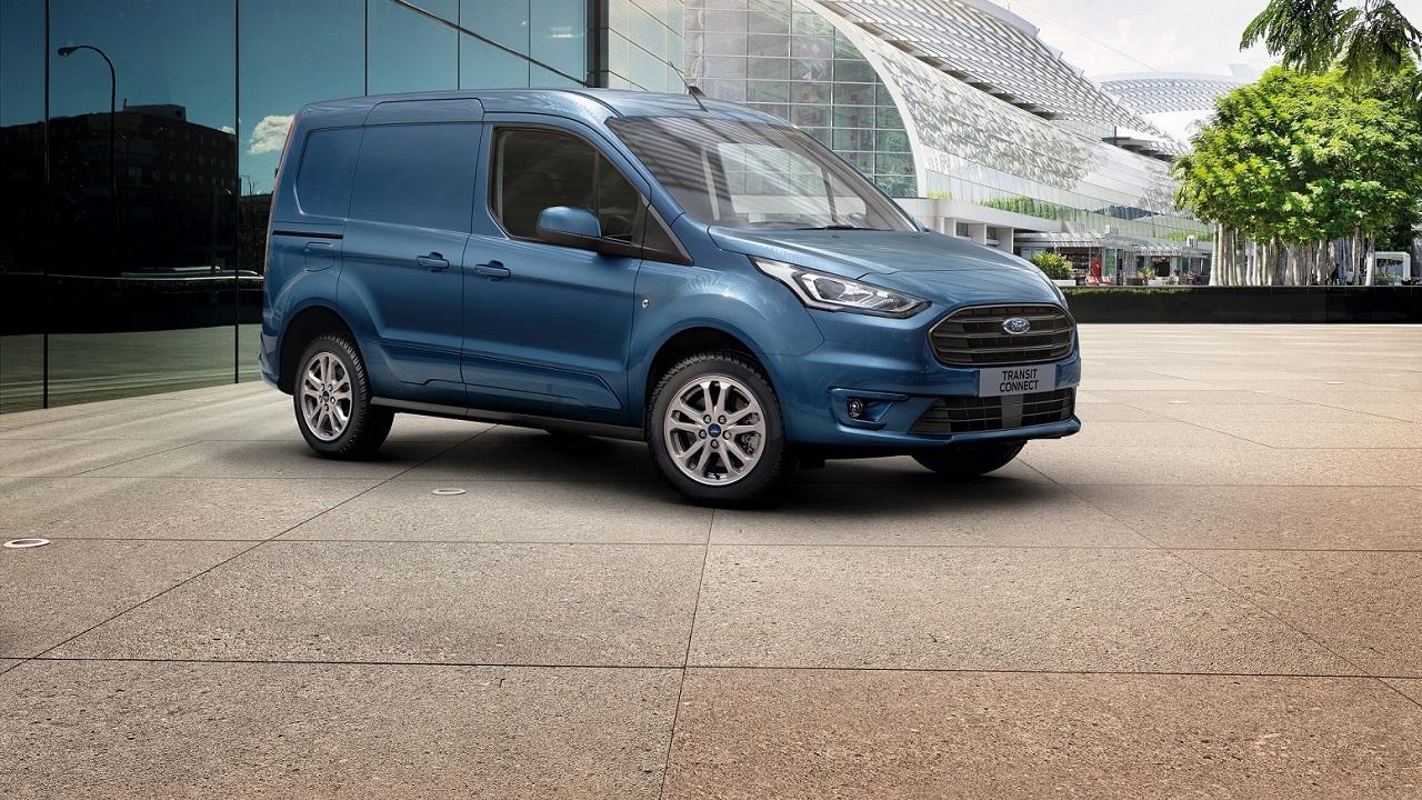 Ford Transit Connect si rinnova: maggiore efficienza e capacità di carico thumbnail