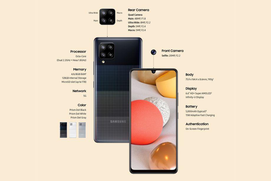 Samsung non si ferma: ecco l'annuncio di un nuovo telefono 5G super economico thumbnail