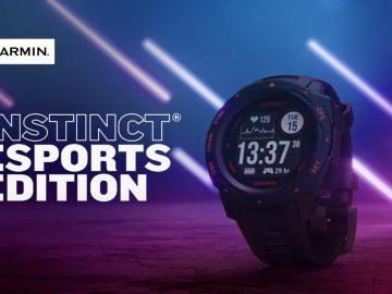 Garmin Instic esport edition