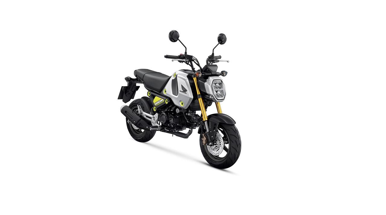 Honda MSX 125 GROM: la nuova mini bike è pronta per l'Europa thumbnail