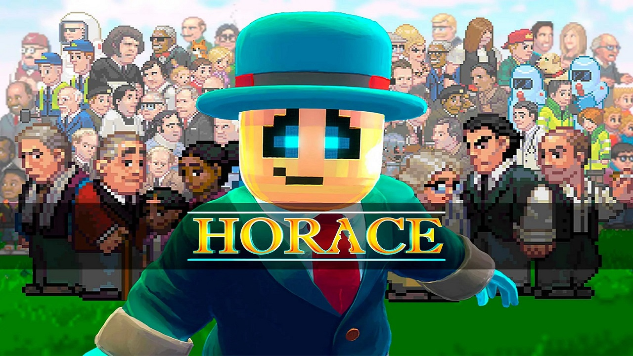 Il simpatico Horace è finalmente disponibile su Nintendo Switch thumbnail