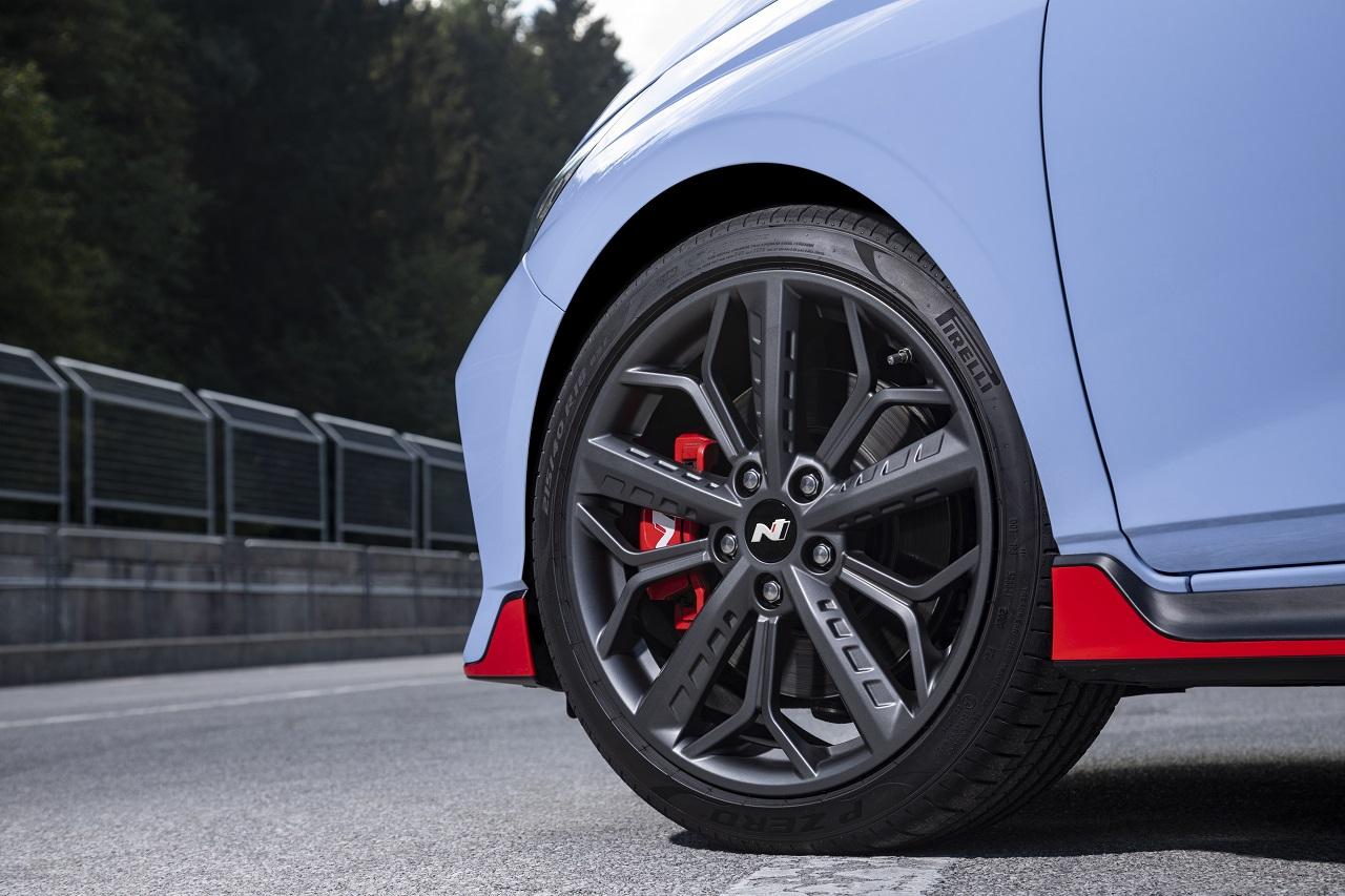 Hyundai i20 N 2021 freni