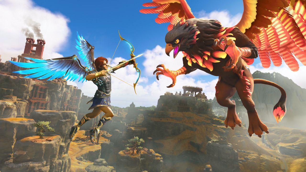 Ubisoft svela un nuovo trailer d'animazione per Immortals Fenyx Rising thumbnail