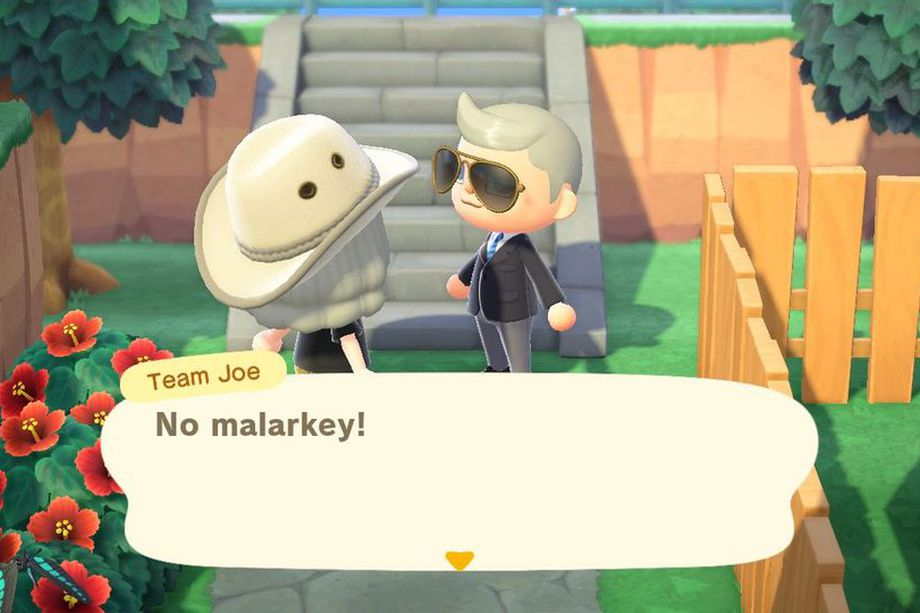 La campagna elettorale di Joe Biden arriva su Animal Crossing thumbnail