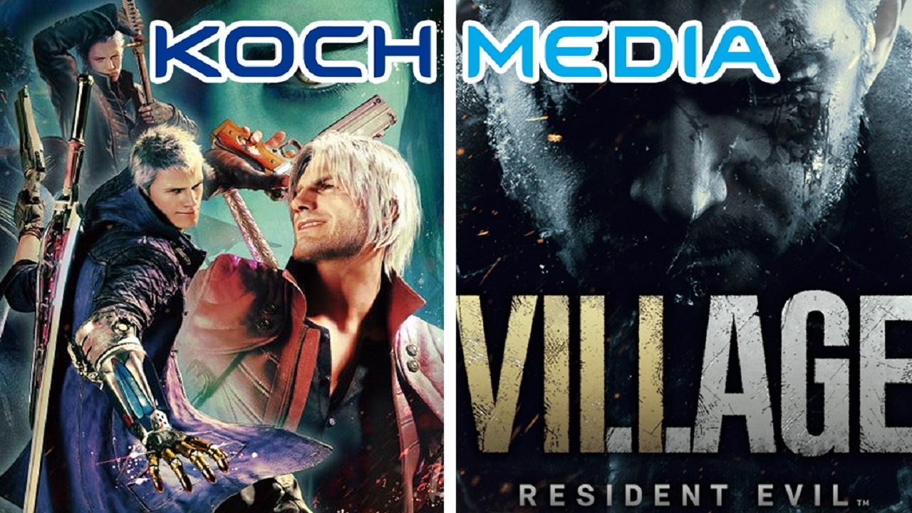 Koch Media e Capcom siglano un accordo di distribuzione fisica thumbnail
