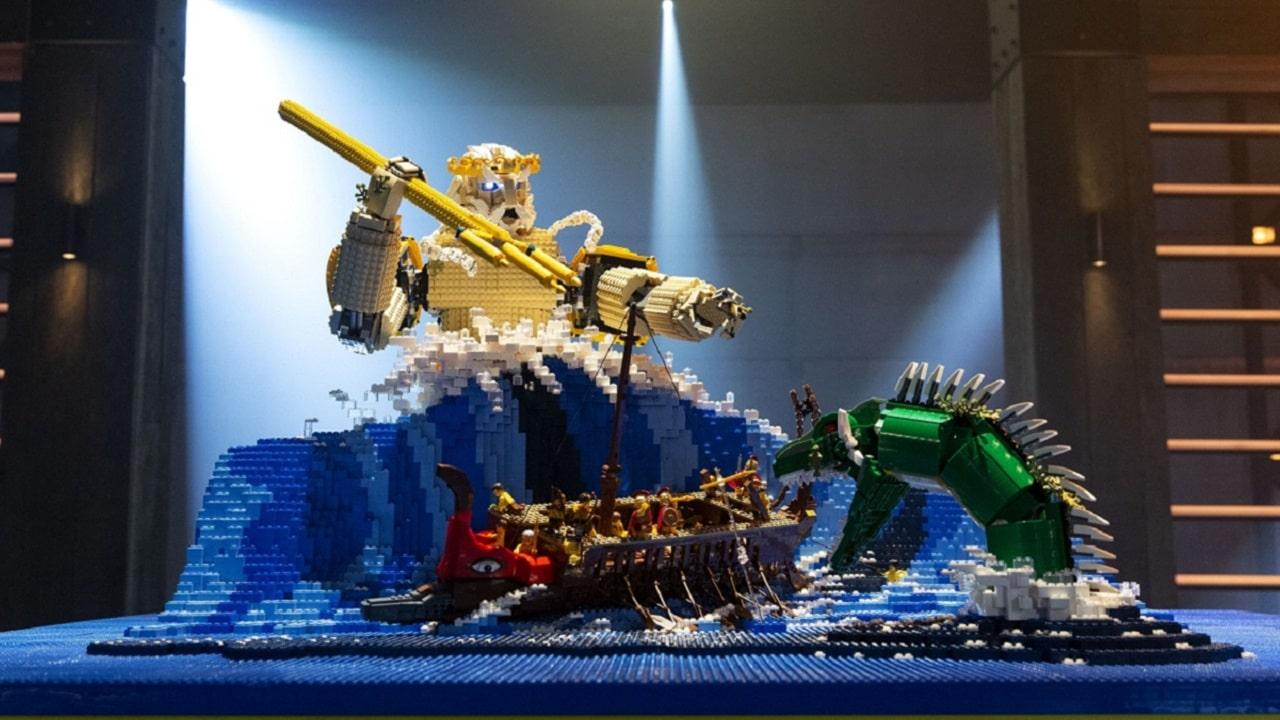 Sfide all'ultimo mattoncino LEGO su Boing thumbnail