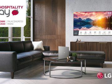 LG televisori Hospitality_Day