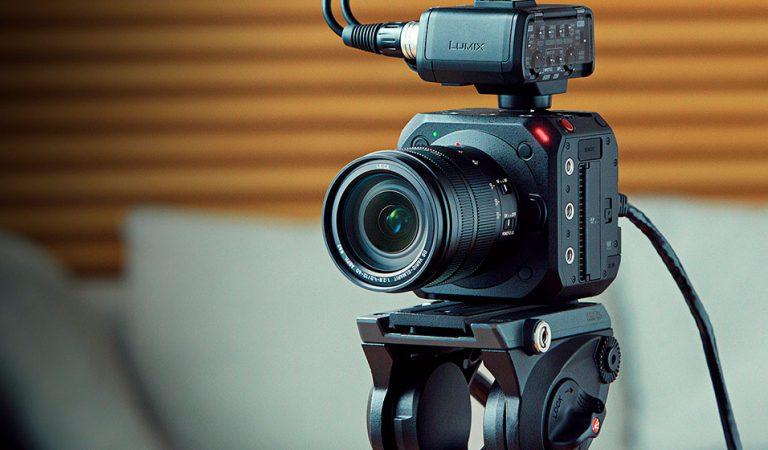 LUMIX BGH1: la prima mirrorless modulare per live streaming e cinema