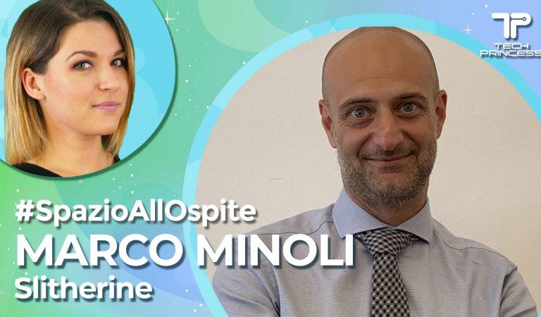 Marco Minoli, Slitherine: come nasce un videogioco | Intervista in live #SpazioAllOspite