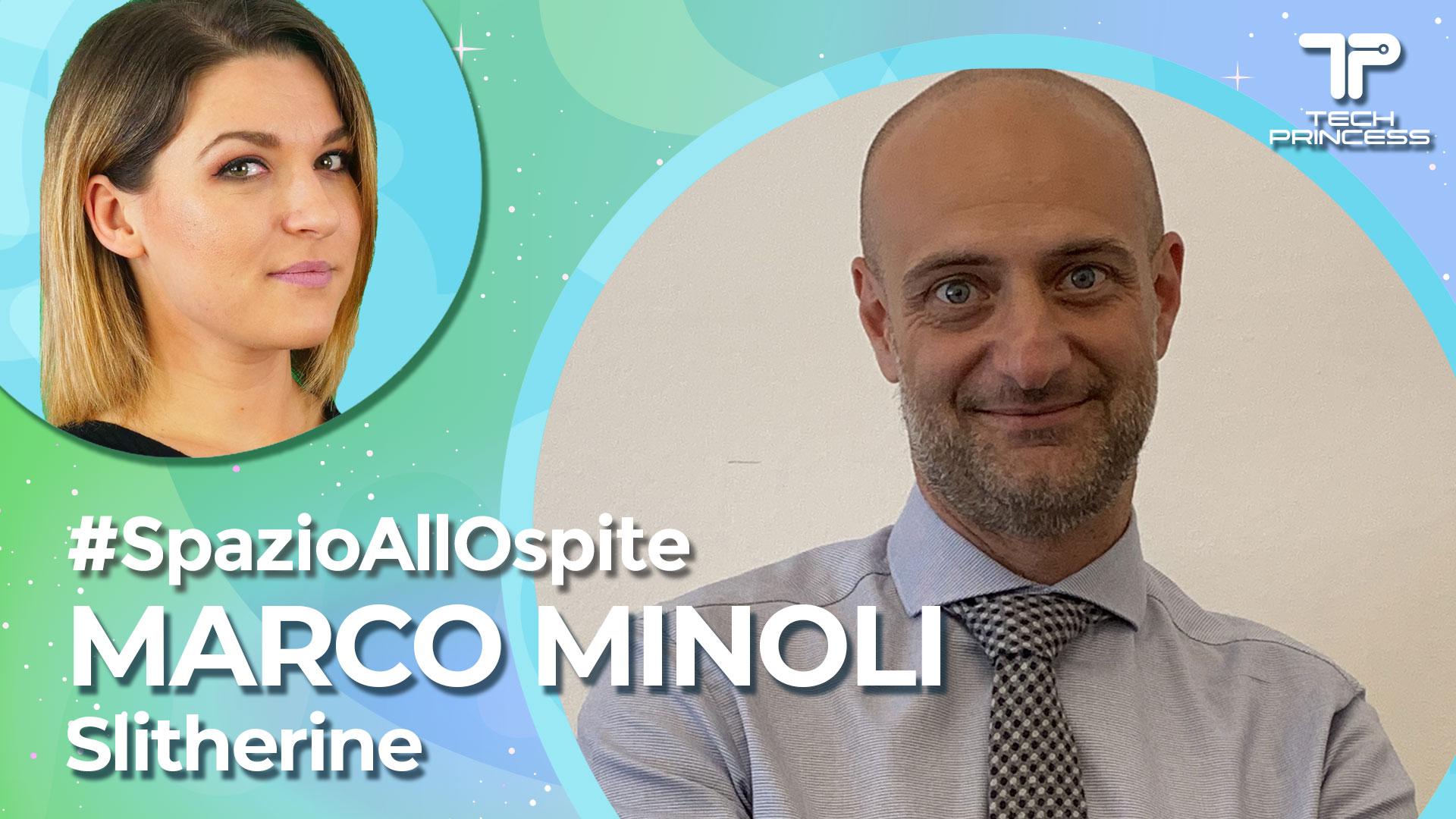 Marco Minoli, Slitherine: come nasce un videogioco | Intervista in live #SpazioAllOspite thumbnail