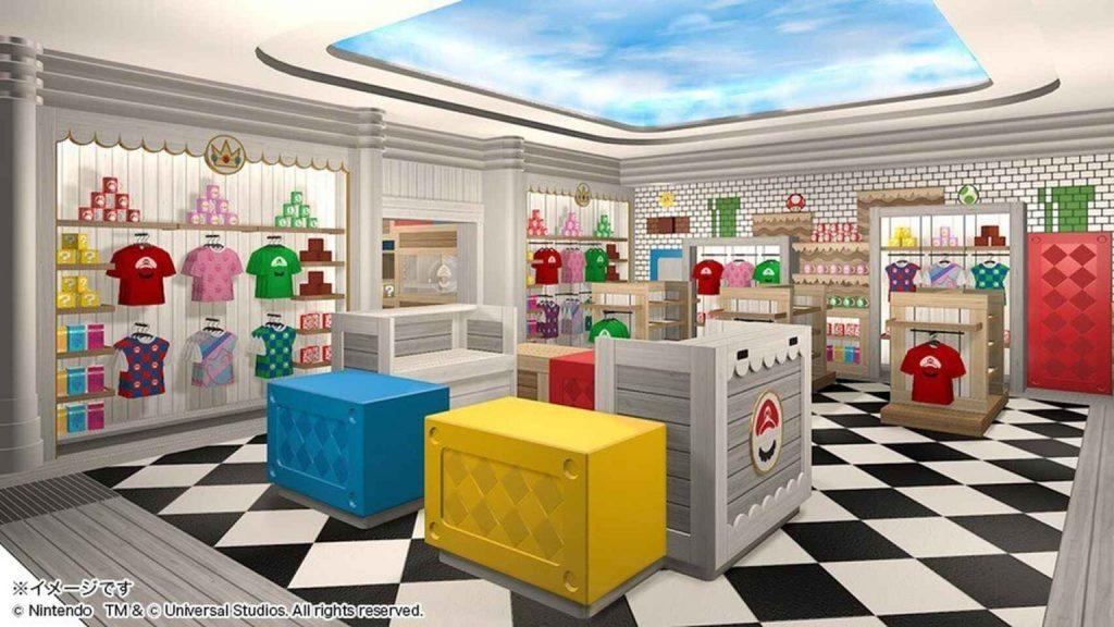 Mario Café Store