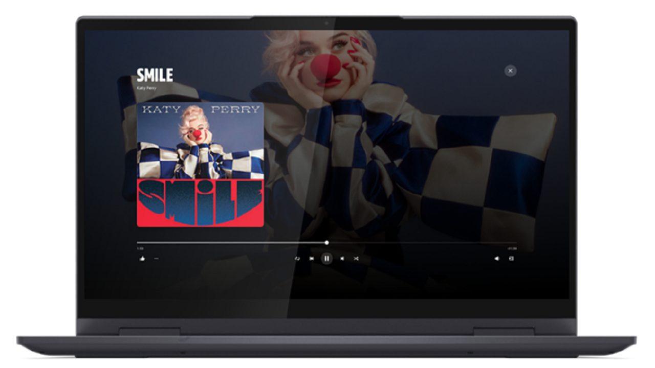Lenovo e Amazon Music offrono tre mesi gratis di Music Unlimited thumbnail