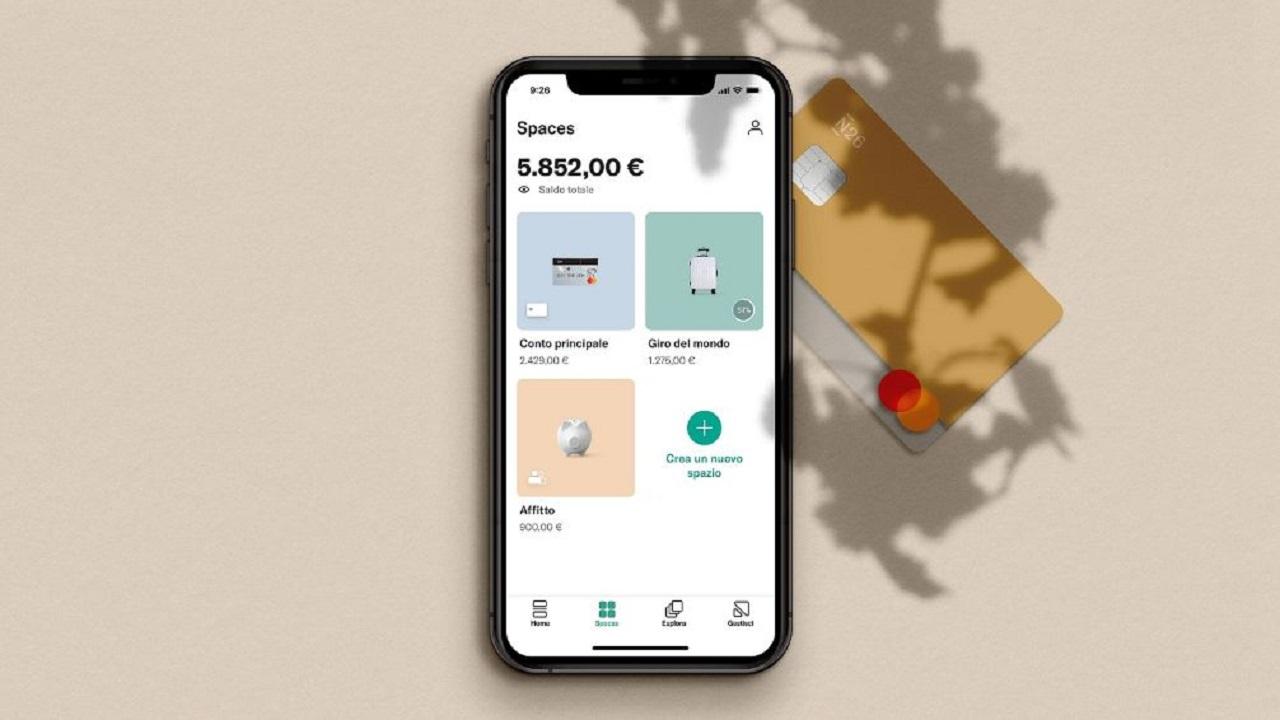 Nuovo studio N26: italiani più attenti ai propri risparmi thumbnail