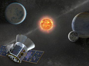 NASA TESS esopianeti citizen science copertina