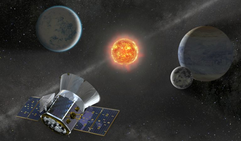 Aiuta la NASA a trovare nuovi pianeti alieni