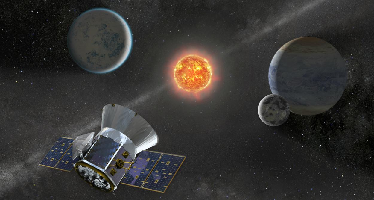 Aiuta la NASA a trovare nuovi pianeti alieni thumbnail