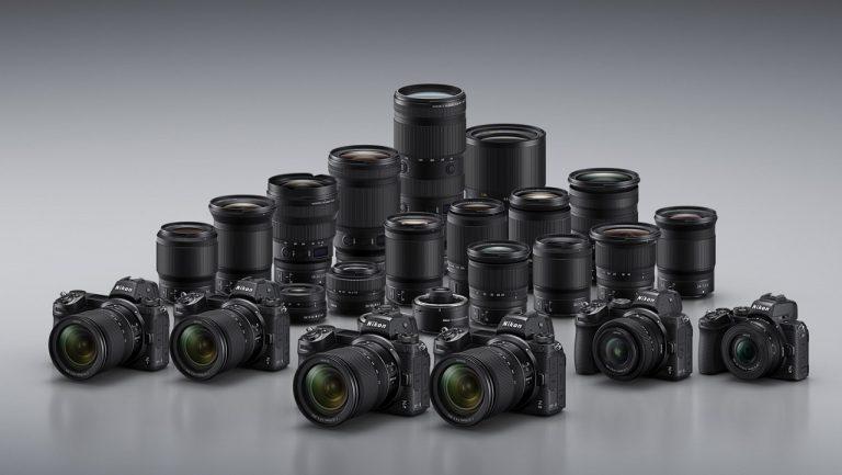Nikon Z 7II e Z 6II