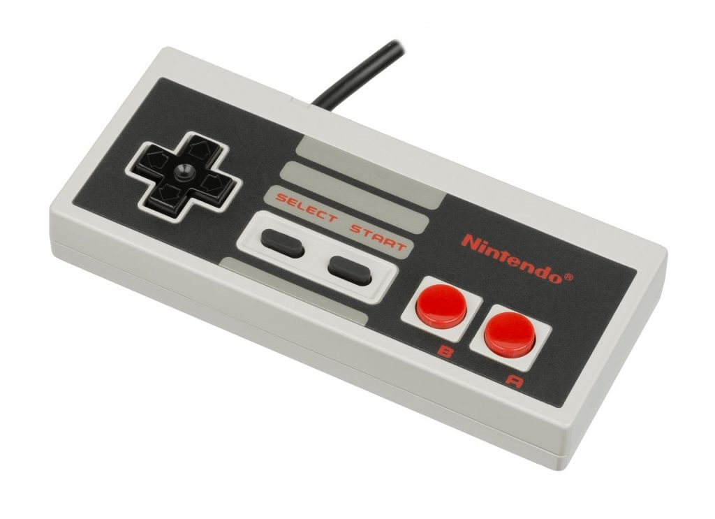 Nintendo-Entertainment-System-NES-Controller