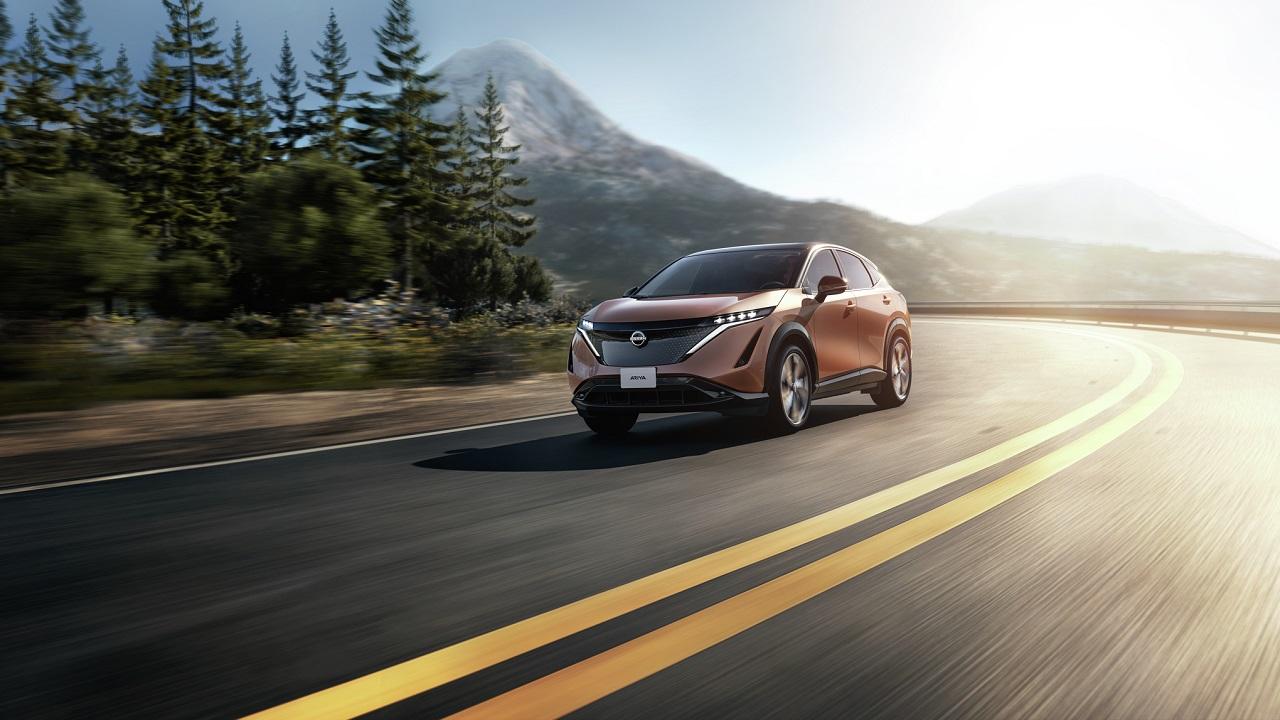 Nissan Ariya: la rivista digitale Horizon racconta la genesi del progetto thumbnail