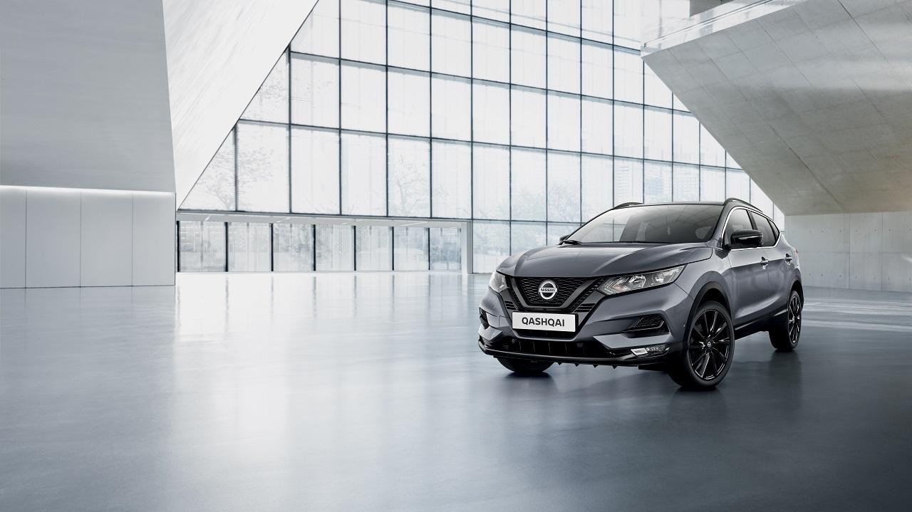 Nissan Qashqai N-TEC START è la serie speciale esclusiva per l'Italia thumbnail