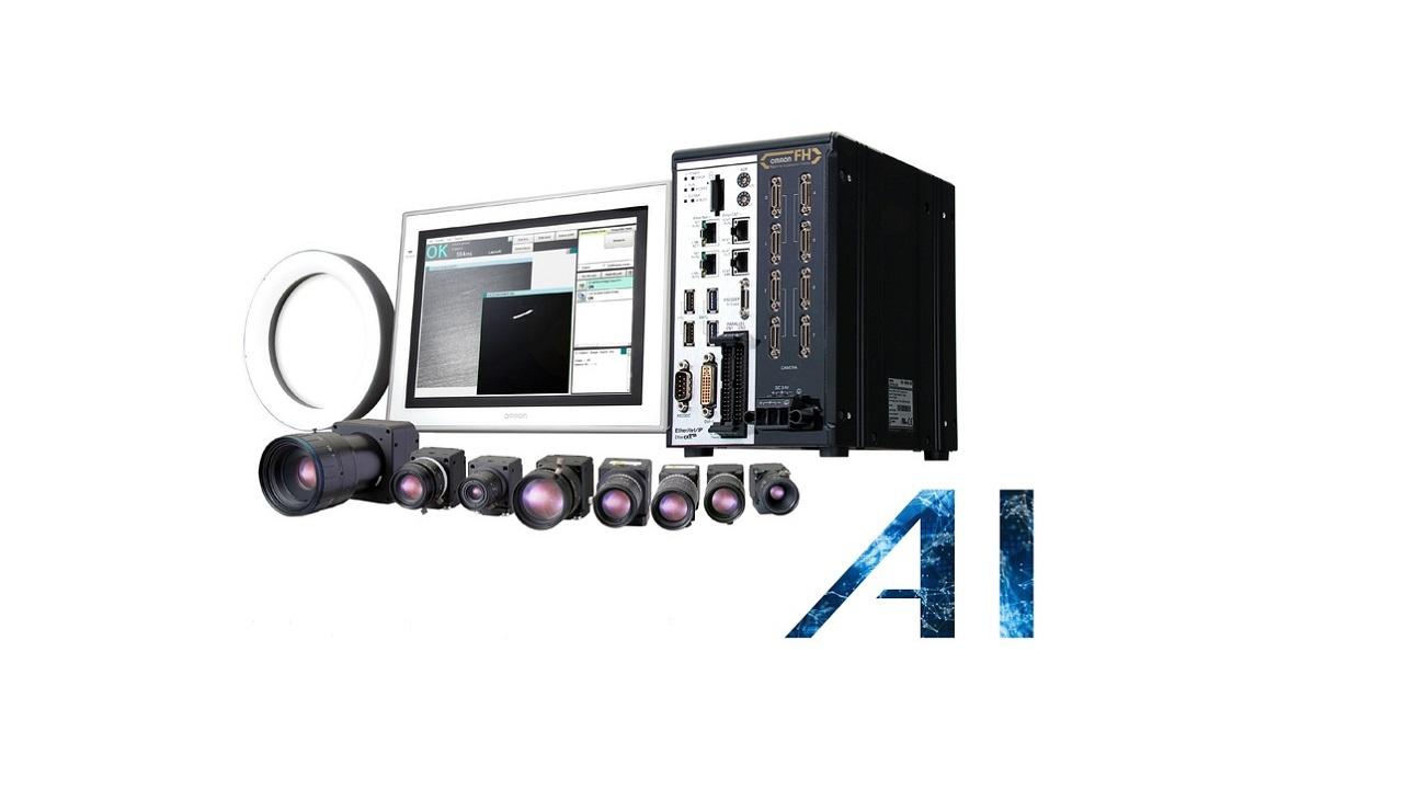 OMRON FH è il primo sistema con tecnologia AI di rilevamento dei difetti del settore thumbnail