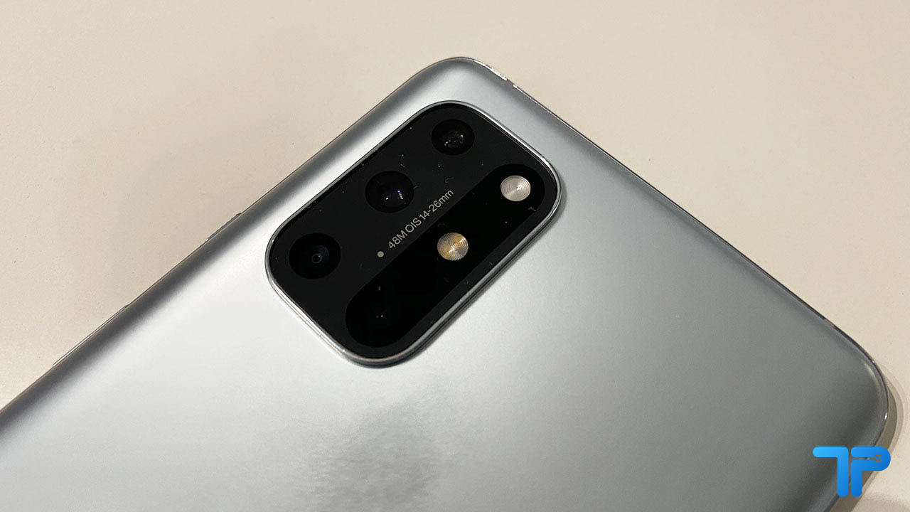 OnePlus 8T recensione fotocamera