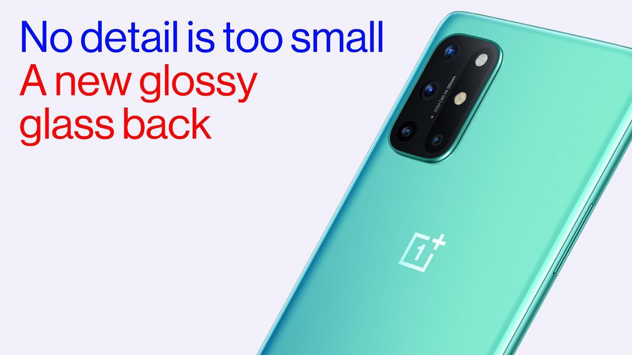 I dettagli fanno la differenza, ecco il nuovo retro di OnePlus 8T thumbnail