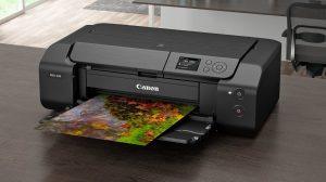 Canon presenta la nuova stampante PIXMA PRO-200  Si tratta di una stampante a colori A3+ con grandi potenzialità