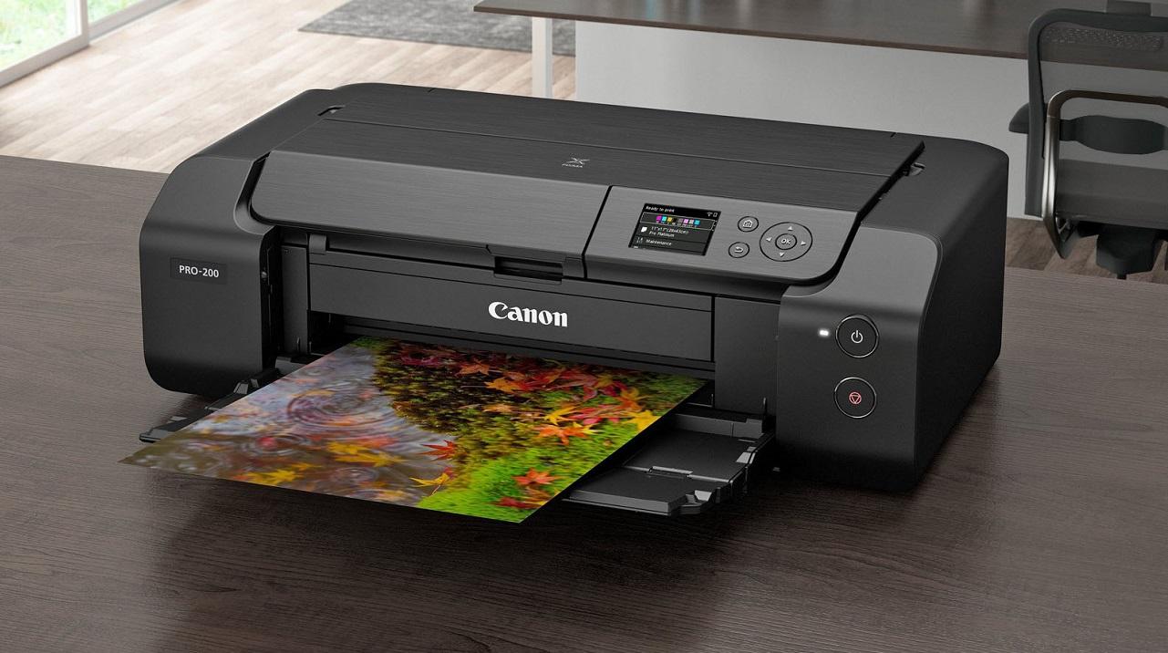 Canon presenta la nuova stampante PIXMA PRO-200 thumbnail