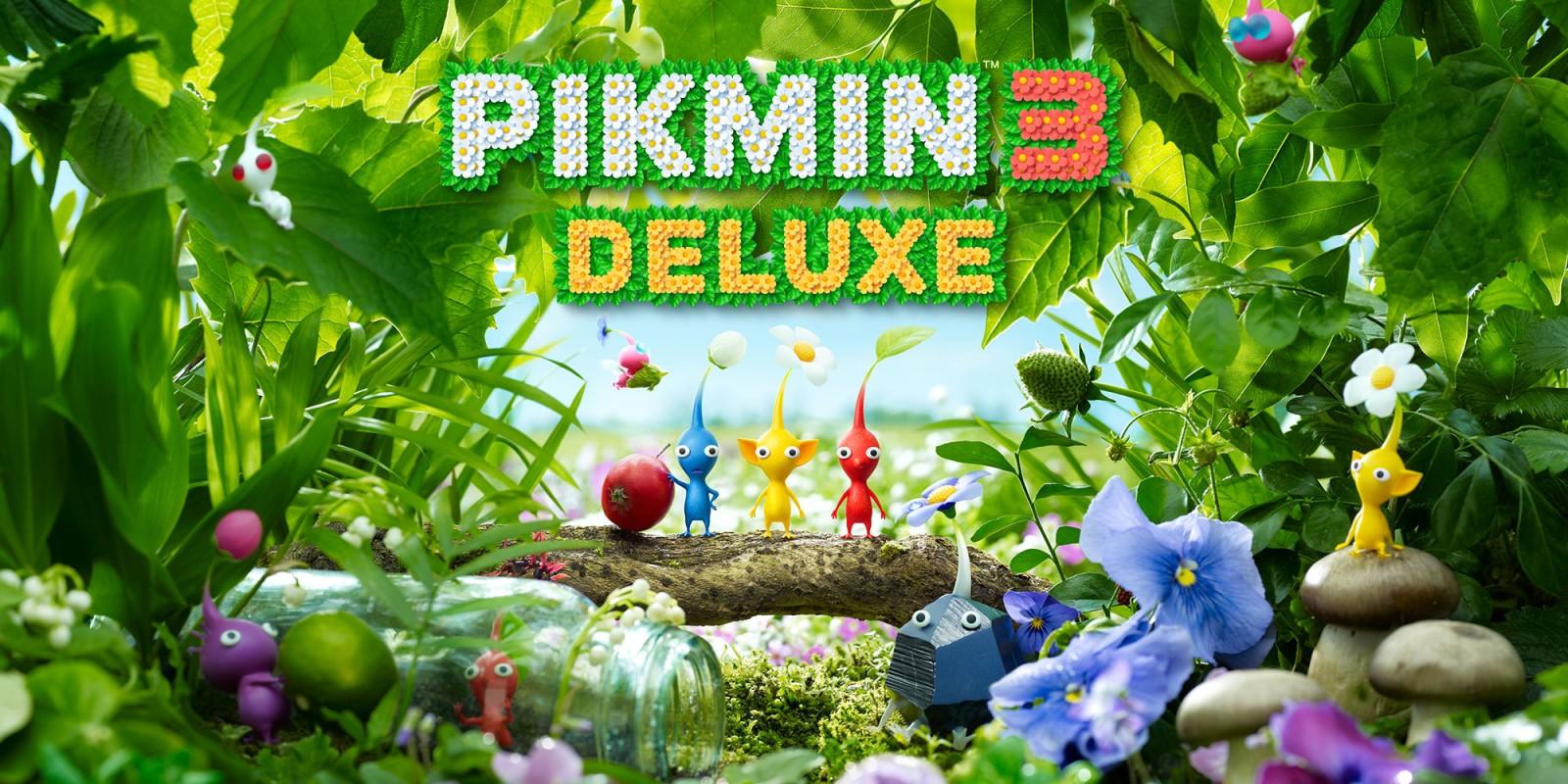 I Pikmin stanno tornando thumbnail