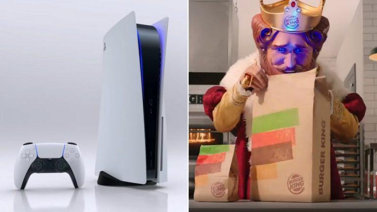 PlayStation-5-gratis-burger-king-Tech-Princess