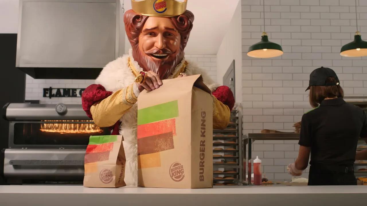 Il nuovo spot di Sony in collaborazione con Burger King: novità in arrivo per PS5? thumbnail