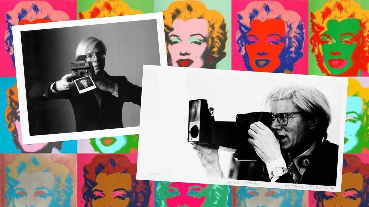 Le Polaroid di Warhol in mostra al Palazzina di Caccia di Stupinigi thumbnail
