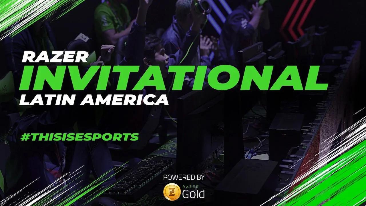 Razer Invitational è il più grande torneo di Esports dell'America Latina thumbnail
