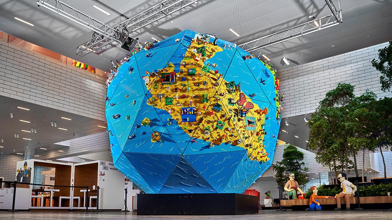 Il pianeta LEGO dei bambini thumbnail
