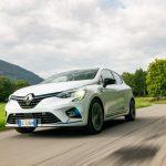 Renault Clio 2020 copertina